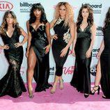 Fifth Harmony con unos elegantes vestidos negros