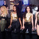 Fifth Harmony de dorado