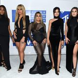 Fifth Harmony combina sus outfits en negro para los MTV Video Music Awards