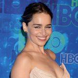 Emilia Clarke, en un evento de HBO