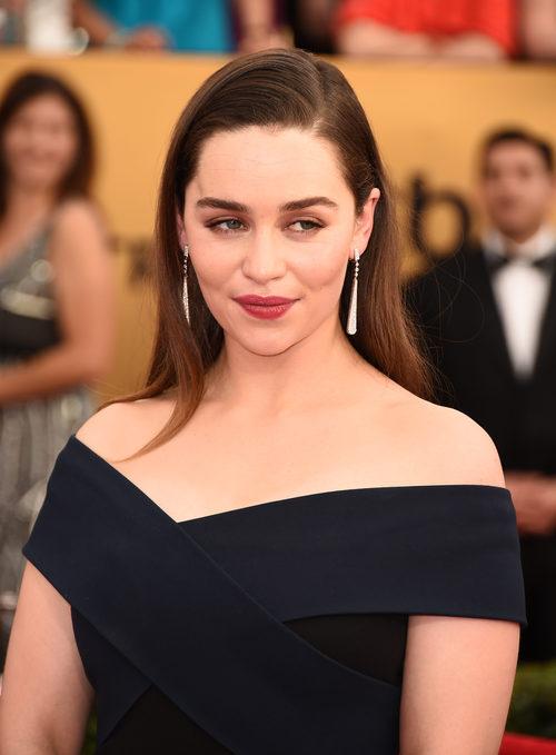 Emilia Clarke, en los Premios Screen Actors Guild Awards (SAG)