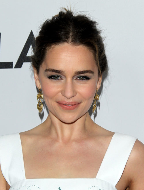 Emilia Clarke, en la gala de la Fundación Parker