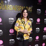 Carmen Martínez-Bordiú en el estreno de 'El Guardaespaldas'
