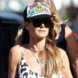 Heidi Klum se pasea por Los Ángeles disfrazada de macarra