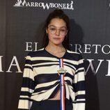 Ana Rujas con un 'Street Style' en la premiere de la película 'El Secreto de Marrowbone'