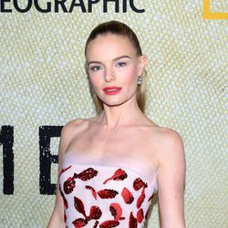 Kate Bosworth con un beauty look rosado en la Premiere de 'The Long Road Home' en Los Ángeles