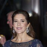 La Princesa Mary de Dinamarca en una gala-concierto en Copenhagen