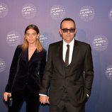 Laura Escanes y Risto Mejide, en los Premios Planeta 2016