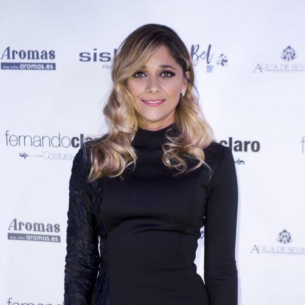 Mariam Hernández En La Presentación De La Colección