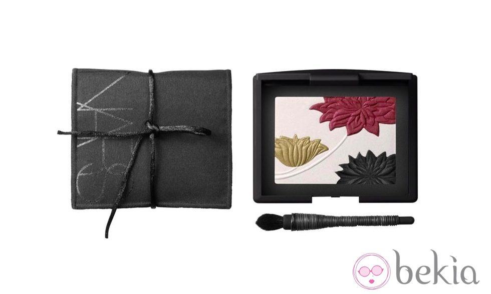 Paleta de maquillaje de la colección 'Modern kabuki' de Nars