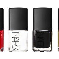 Lacas de uñas de la colección 'Modern kabuki' de Nars