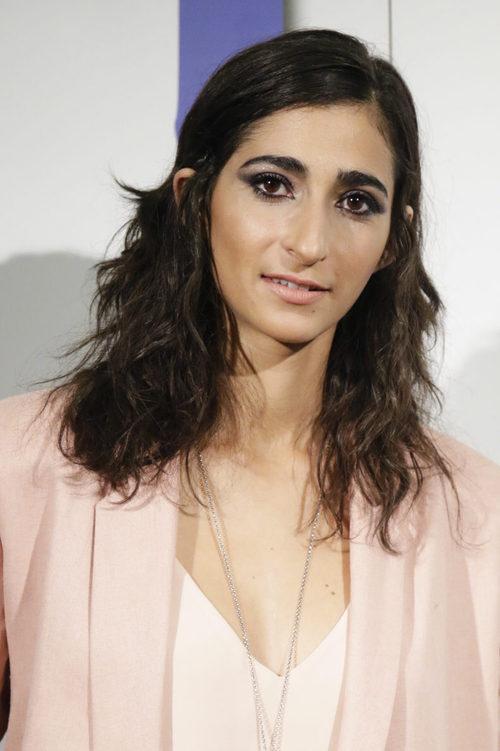 Alba Flores en la novena edición de los premios Actúa 2017 en Madrid
