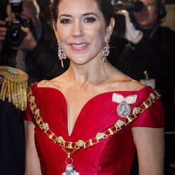 Los mejores peinados de la princesa Mary de Dinamarca