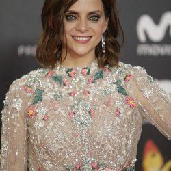 Repaso a los peinados de la actriz Macarena Gómez