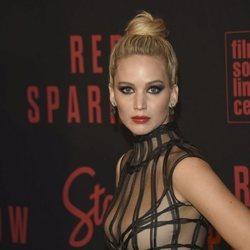 Los mejores peinados de la actriz Jennifer Lawrence