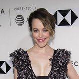 Rachel McAdams no acierta con el look en el festival de Tribeca
