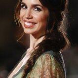 Elena Furiase escoge una trenza para el Festival de Málaga