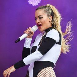 Los trucos de maquillaje de Rita Ora