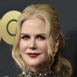 Nicole Kidman con una coleta alta en la gala American Songbook 2018