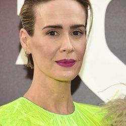 Los trucos de maquillaje de Sarah Paulson