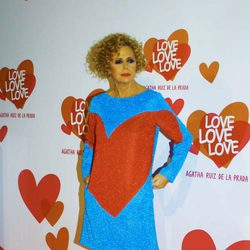 Ágatha Ruiz de la Prada presenta su perfume 'Love, love, love'