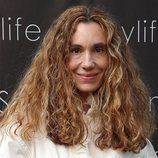 Blanca Cuesta con un estilo muy natural en el 'Smylife Collection Beauty Art'