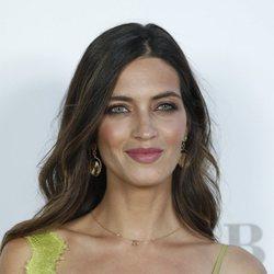 Sara Carbonero con un make up en tonos veraniegos en los premios Elle Gourmet 2018