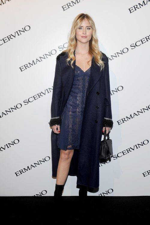 Valentina Ferragni apuesta por unas ondas para la Milan Fashion Week 2018