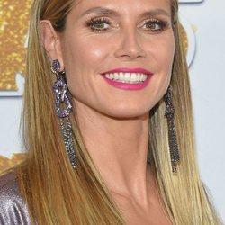 Los mejores peinados de la modelo Heidi Klum