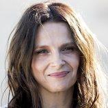 Juliette Binoche opta por la melena suelta en el Festival de Cine de San Sebastián 2018