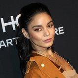 Vanessa Hudgens con un maquillaje de tonos tierra en los premios Elle women
