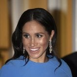Meghan Markle luce un maquillaje natural y sofisticado