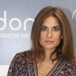 Lourdes Montes se decanta por un maquillaje en tonos suaves