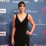 Sandra Sabatés luce un peinado con flequillo cortina en los Premios Ondas 2018