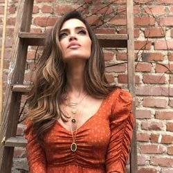 Sara Carbonero comienza 2019 presumiendo de melena