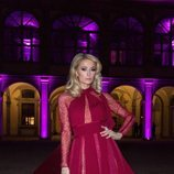 Paris Hilton con un peinado muy desacertado en la Semana de la Moda de Florencia