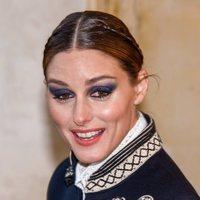 Olvia Palermo y su ahumado en la París Fashion Week 2019