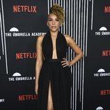 Emmy Raver Lapman premier serie de la serie 'The Umbrela Academy'