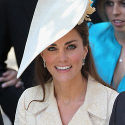 Claves del maquillaje y peinado de Kate Middleton