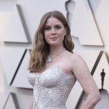Amy Adams con el pelo ondulado en los Premios Oscar 2019