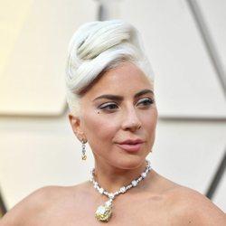 Lady Gaga con un beauty look impecable