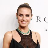 Heidi Klum con un beauty look muy sexy