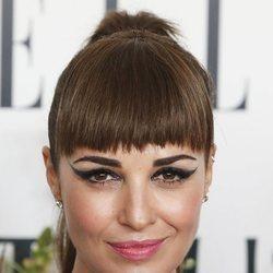 Paula Echevarría con un gran eyeliner