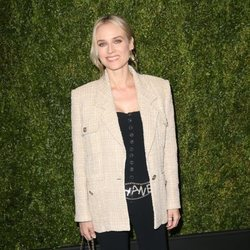 Diane Kruger con un beauty natural