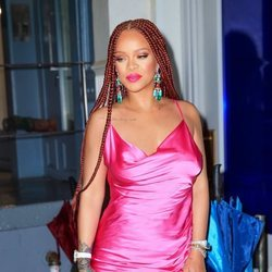 Rihanna presenta en Nueva York su tienda Fenty