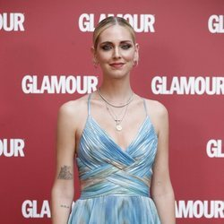 Chiara Ferragni en la gala Glamour España 2019