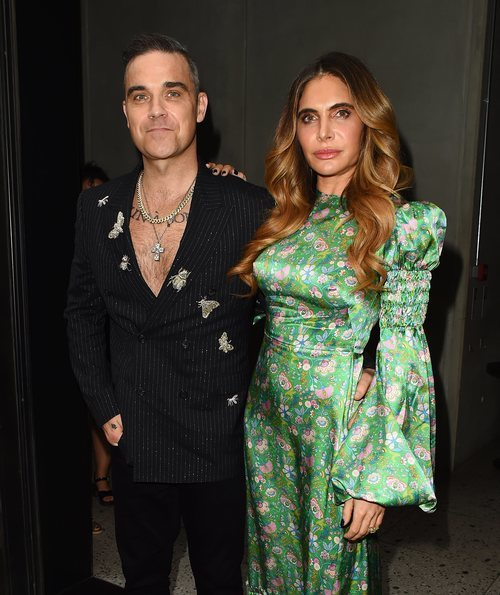 Ayda Field en la ITV Summer Party 2019
