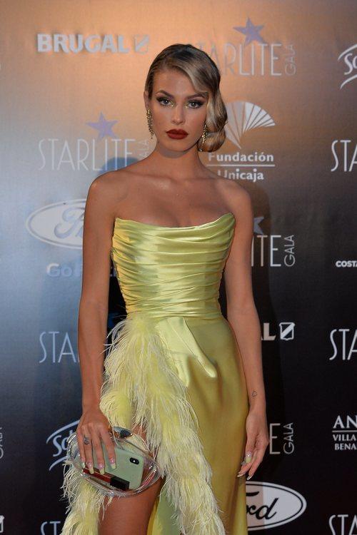 Jessica Goicoechea deslumbra en la Gala Starlite de Marbella 2019