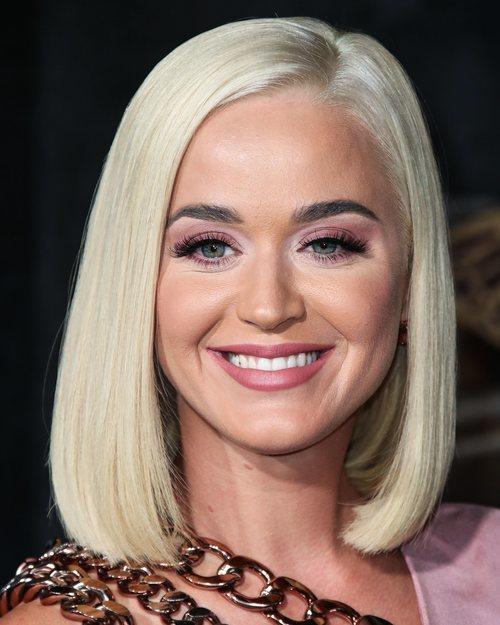 Katy Perry en la presentación de 'Carnival Row'