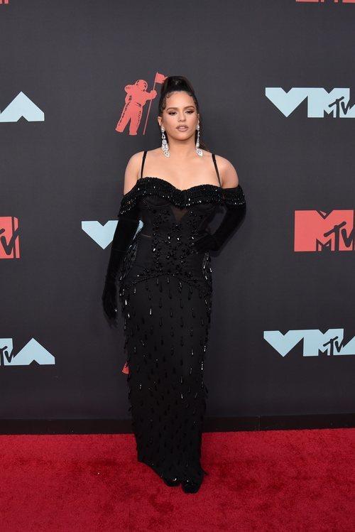 Rosalía y el efecto 'no make up' en los Premios MTV VMAs 2019